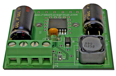 RGi-SDPPS-1 - Single Step-Down Power Supply